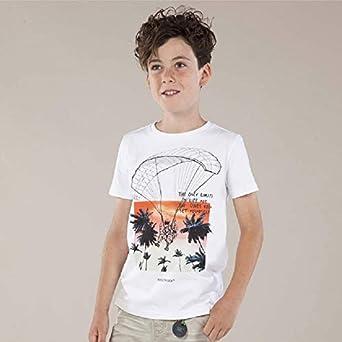 Maglietta a Maniche Corte Limits da Bambino Mayoral 6061
