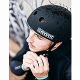 Mystic 2020 MK8 X (Black) Wakeboard Helmet-XLarge