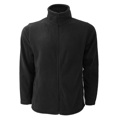 Jerzees Colors Mens Full Zip Outdoor Fleece Jacket