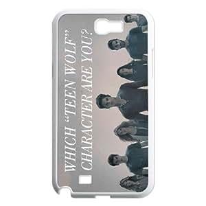 Personalized Phone Case YU-TH91844 for Samsung Galaxy Note 2 N7100 w/ Teen Wolf by Yu-TiHu(R)