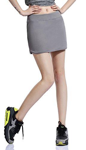 HonourSport Women's Flat Tennis Skorts