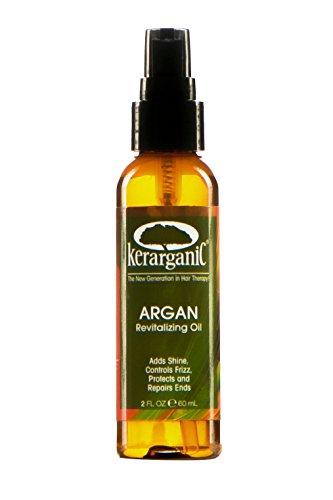 (KERATIN TREATMENT - ARGAN REVITALIZING OIL - 2OZ)