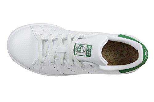 Ftwwht Green Ftwwht Ftwwht Basses Stan Baskets Green adidas Homme Blanc Smith Ftwwht 4RPxAwxv
