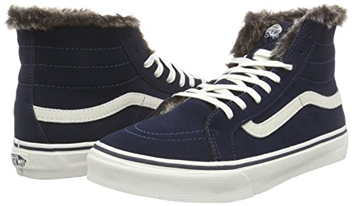 Basses Mixte Baskets Vans hi Eclipse Adulte Sk8 Bleu marshmallow total pqZ6Sfw6W