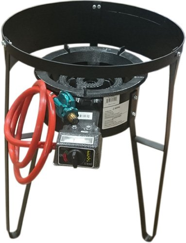 High Pressure Gas Stove : Bioexcel outdoor gas burner heavy duty portable k