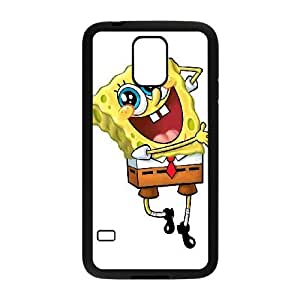 Personalized Durable Cases Samsung Galaxy S5 I9600 Black Phone Case Bbcnq Movie Spongebob Protection Cover