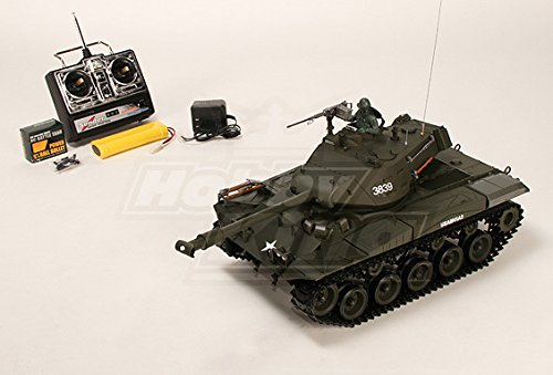 Airsoft Rc Helicopter (US-M41A3 Walker BullDog Light RC Tank RTR w/ Airsoft & Tx)