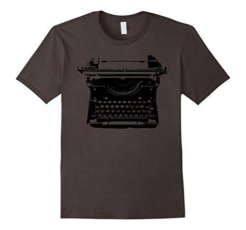 Men's Sly Fox Co. Vintage Typewriter T-Shirt XL - Typewriters Amazon