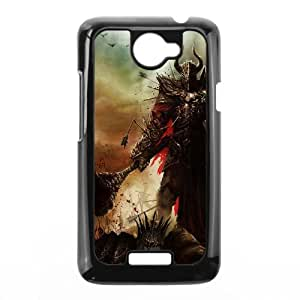 Designed With Dark souls Fit To HTC One X