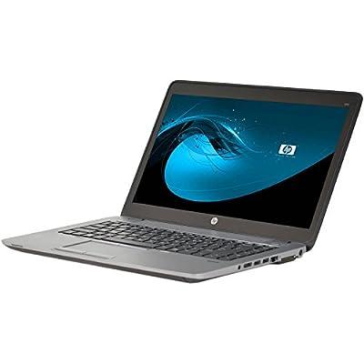 "HP EliteBook 14"" HD Anti-glare Business Laptop Computer, Intel Dual Core i7 up to 3.3GHz Processor, 8GB RAM, 240GB SSD, USB 3.0, VGA, WiFi, Windows 10 Professional (Certified Refurbished)"