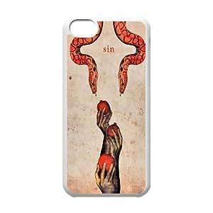 snake Design Cheap Custom Hard Case Cover for iPhone 5C, snake iPhone 5C Case