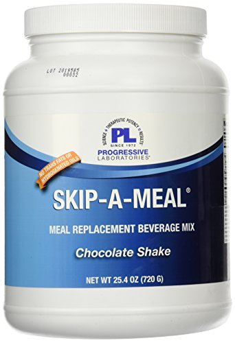 Progressive Labs Skip-A-Meal Chocolate Supplement, 25.4 Ounce
