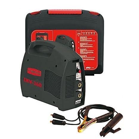 Ratio 614XIN160 - Soldador Arco Inverter Inv-160 Rati: Amazon.es: Bricolaje y herramientas