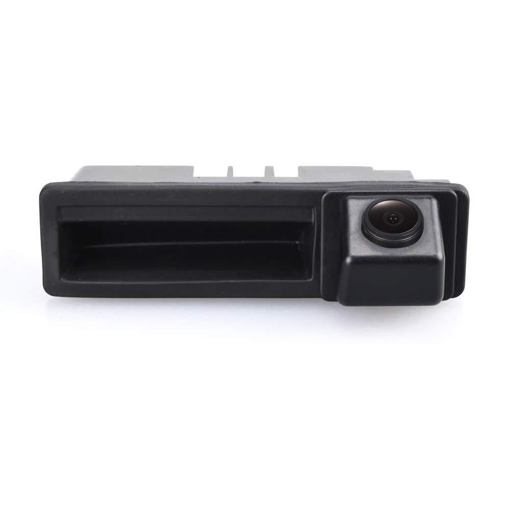 Navinio R/ückfahrkamera Farbkamera Einparkkamera Nachtsicht f/ür R/ückfahrsystem Einparkhilfe Wasserdicht /& Sto/ßfest Koffergriff R/ückfahrkamera f/ür A6L//Q7//A4 B6 B7//A3 8P//A8L//8E