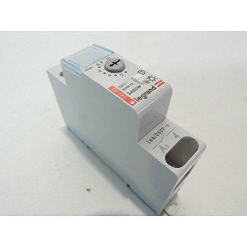Minuterie modulaire 16A 230V 50/60hz temporisation max 10min LEGRAND 004702