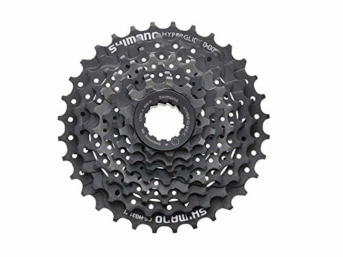 SHIMANO HG31 8 Speed Mountain Bike Cassette (11-34T)