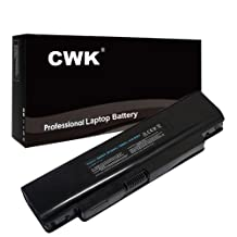 CWK® New Replacement Laptop Notebook Battery for Dell 02XRG7 079N07 2XRG7 312-0251 79N07 D75H4 Dell Inspiron M101 1121 M101ZR M101C 1122 02XRG7