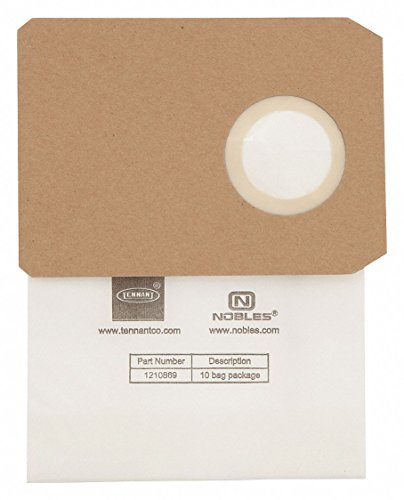 Paper Filter Bag, 10 PK by Nobles