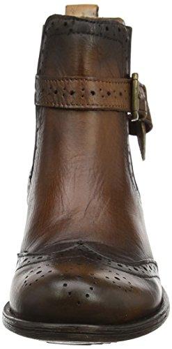 Moda in Pelle Damen Calisi Chelsea Boots Braun