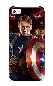fenglinlinFrank J. Underwood's Shop 4421371K63922546 For iphone 6 plus 5.5 inch Fashion Design 2011 Captain America First Avenger Case