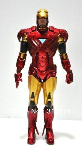 FS New Diamond Marvel Select Avengers Iron Man Tony Stark 7 Action (Marvel Cosplay)