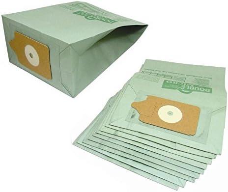 Bolsas de recambio para aspiradora, doble capa para Neumatic Henry, 20 unidades de Hoover: Amazon.es: Hogar