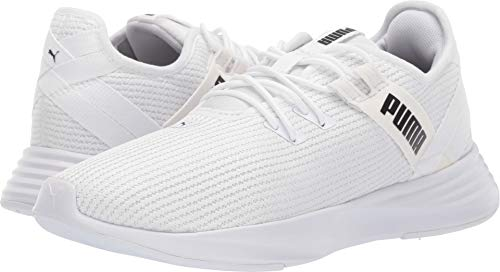 PUMA Women's Radiate XT Sneaker, White, 6.5 M US from PUMA