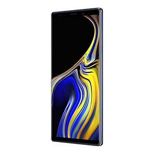 Samsung Galaxy Note 9, 128GB, Ocean Blue - For Sprint (Renewed)