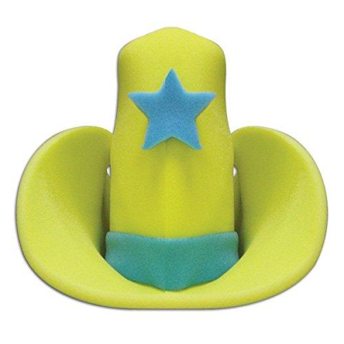 Giant Yellow Foam Cowboy Hat - Jumbo Hat
