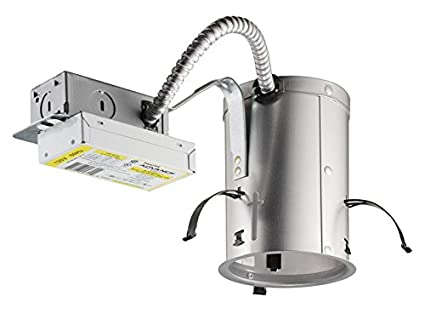 Juno Lighting Group ICPL413RE IC Rated 13 Watt 120 Volt CFL Remodel Housing