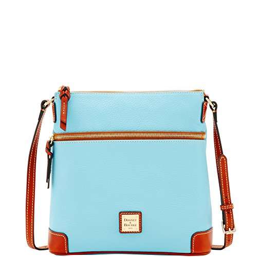 Designer Dooney Handbags (Dooney & Bourke Pebble Grain Crossbody Shoulder Bag)