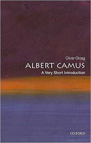 Best Short Books 2020 Albert Camus: A Very Short Introduction (Very Short Introductions