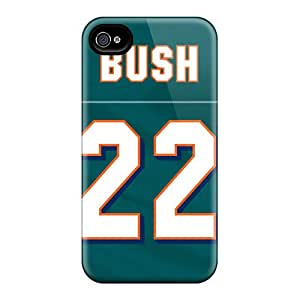 Fashionable Xat23397TsXQ Iphone 6 Cases Covers For Miami Dolphins Protective Cases