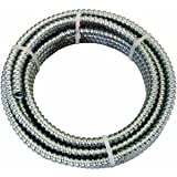Southwire 55082122 Alflex 1/2-Inch-by-50-Foot Reduced Wall Flexible Aluminum Conduit