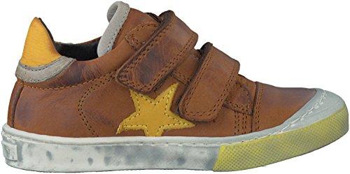 Cognac Omoda Sneaker 877