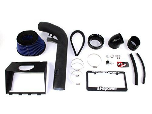 Intake Tube Afe - aFe Power Magnum FORCE 54-11902-1 Ford F-150 Performance Cold Air Intake System (Oiled, 5-Layer Filter)