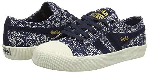 Ws Blue Coaster White navy Donna Ew Sneaker Liberty Gola off wPCEXxxv