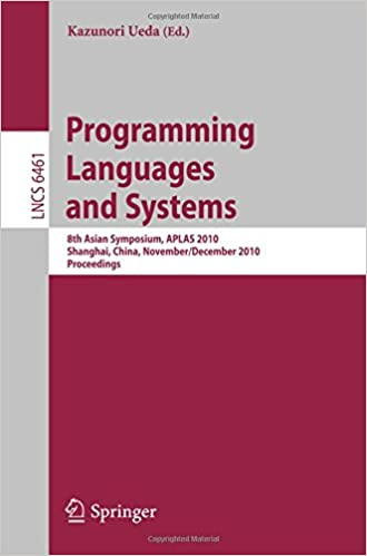 Programming Languages and Systems: 8th Asian Symposium,