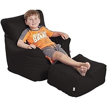 Amazon Com Big Joe Smartmax Duo Bean Bag Chair Stretch