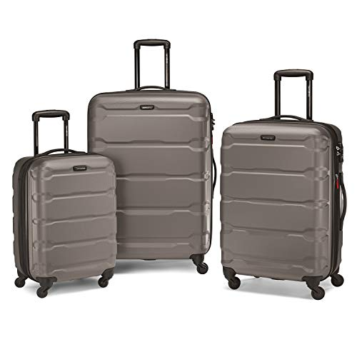 Samsonite 3-Piece Set, Silver
