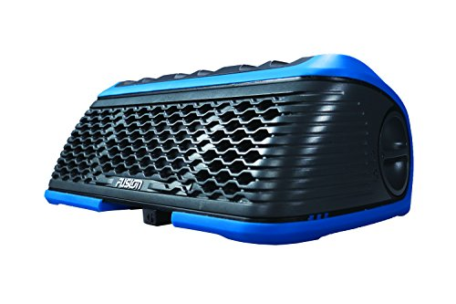 Fusion Entertainment WS-SA150B StereoActive Watersports AM/FM/WX/Bluetooth/USB Portable Stereo, Blue