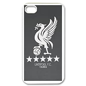 IPhone 4,4S Phone Case for Liverpool Logo pattern design GLVPLG695929