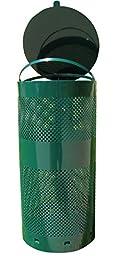 Pet Waste Can, Commercial Grade, Aluminum