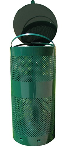 Pet Waste Can, for Home Owners, Aluminum 8 Gallon Can (PWC-026)