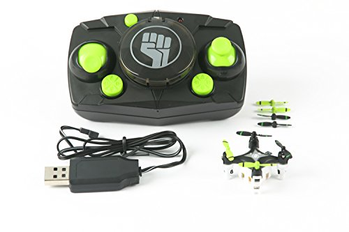 Rage RC Pico X Ultra Micro Quad Rtf RC Multirotor, Black