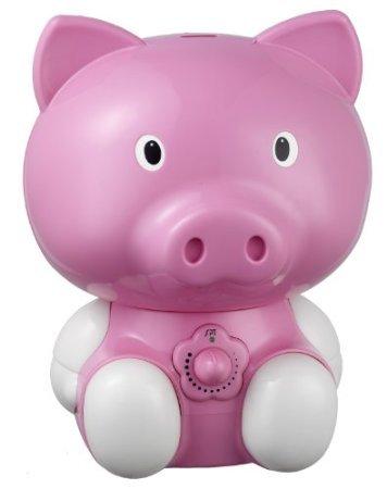 SPT Pig Ultrasonic Humidifier, Pink