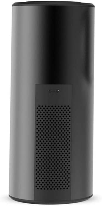JYXZ Purificador de Aire Coche portátil Touch Ambientador ...