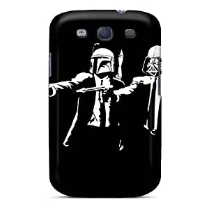 Tpu Case Cover For Galaxy S3 Strong Protect Case - Star Wars Design