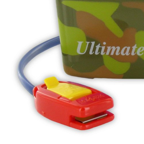 Malem Ultimate Selectable Bedwetting Alarm with Vibration - Camouflage by Malem (Image #4)