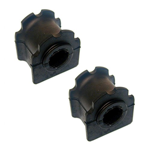 Rear Stabilizer Sway Bar Frame Bushing Left Right Pair Set for 02-08 Jaguar